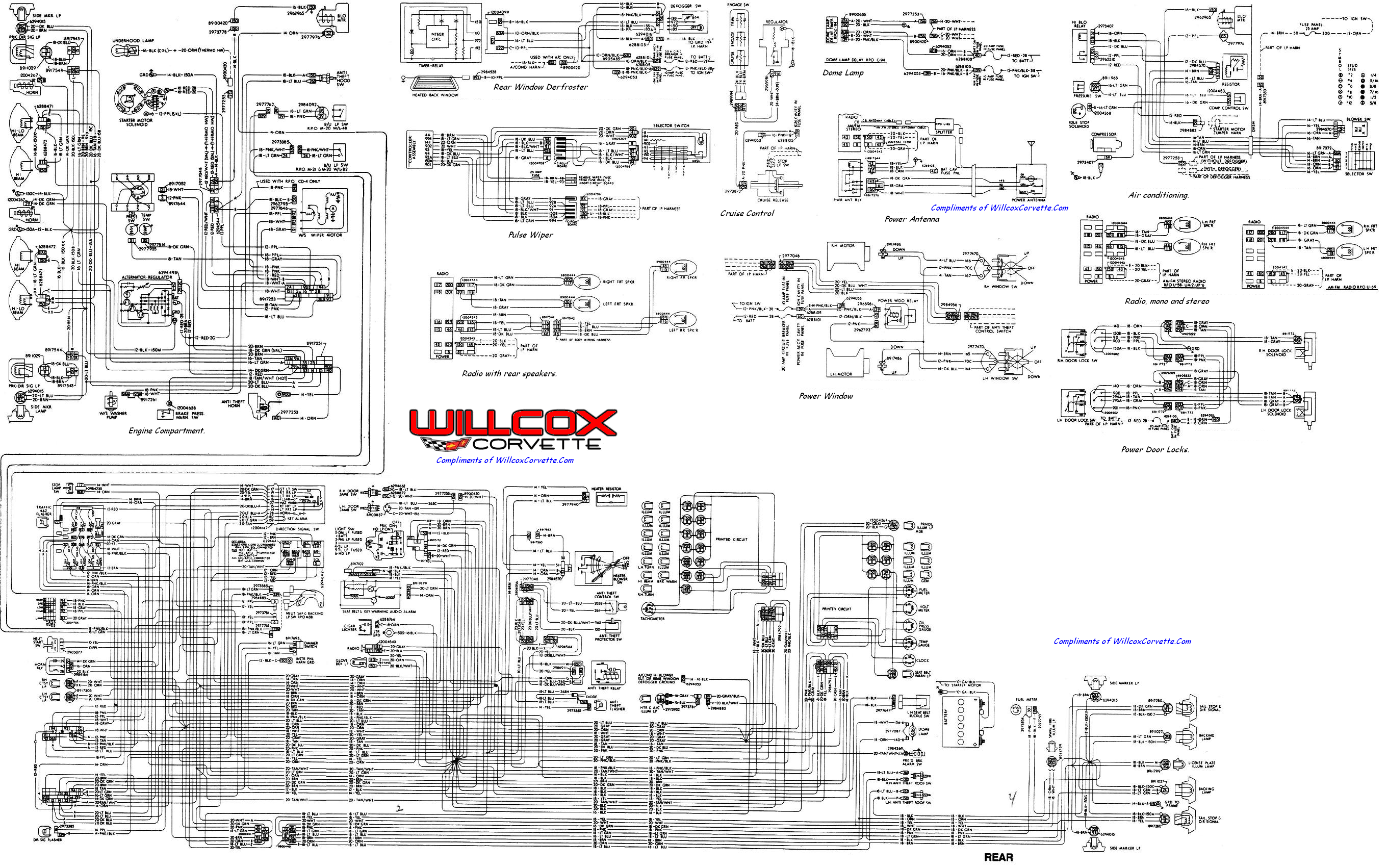 Brilliant 1959 Corvette Fuse Box Wiring Diagram Wiring Cloud Licukosporaidewilluminateatxorg