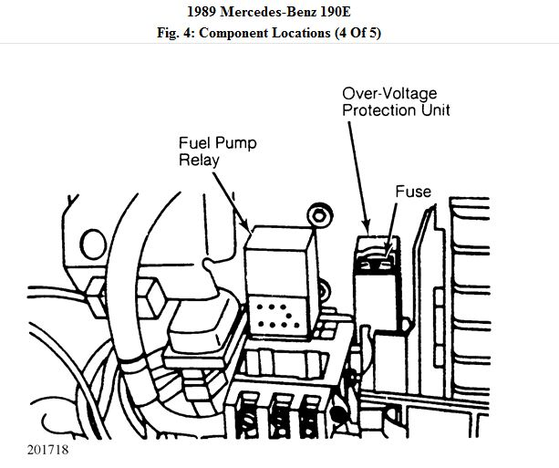 Mz 9596  Mercedes Fuel Pump Diagram Wiring Diagram