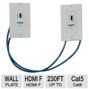 Surprising Buy The Tripp Lite Hdmi Over Cat5 Cat6 Wall Plate Extender At Wiring Cloud Loplapiotaidewilluminateatxorg