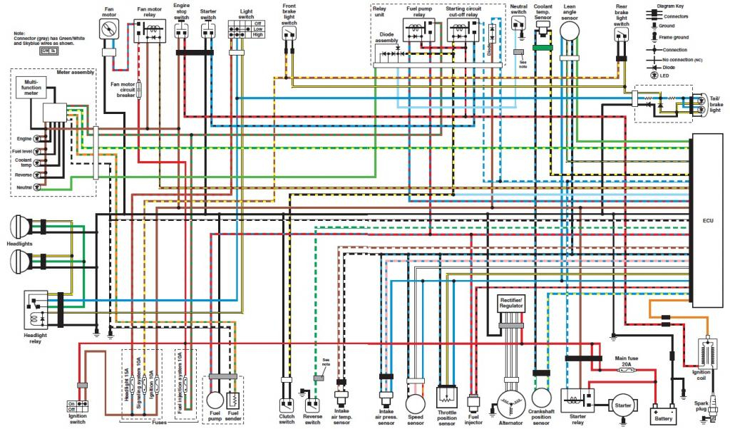 Mb 9535  Yamaha Grizzly 700 Wiring Diagram Download Diagram