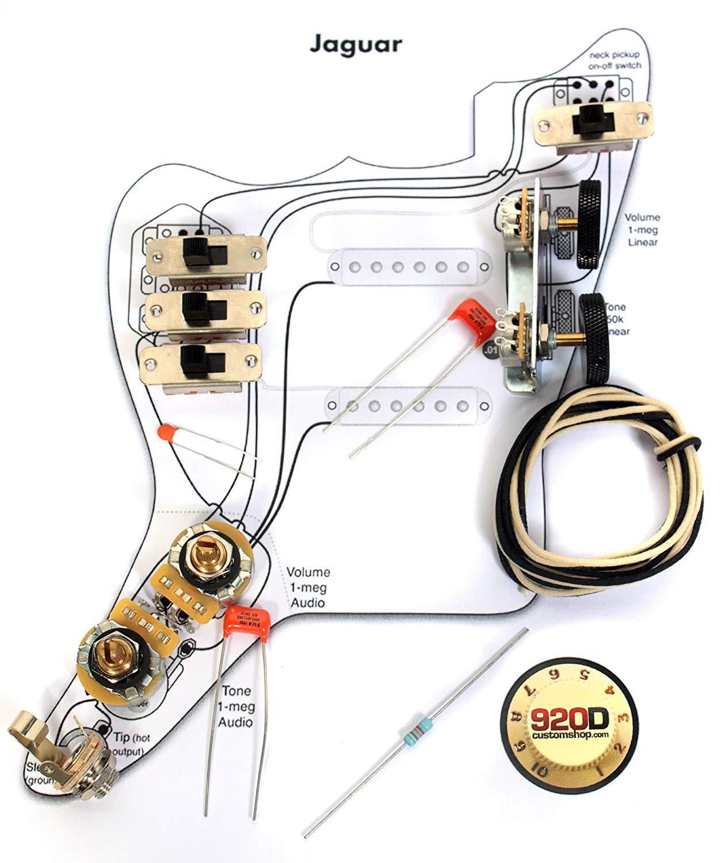 WD_2199] Fender Jaguar Wiring Wiring Diagram