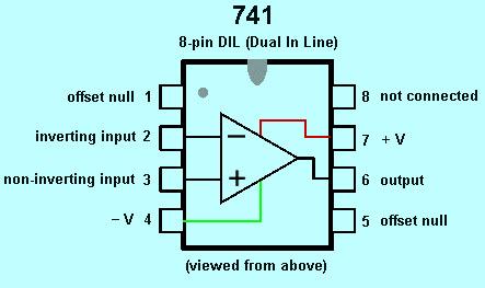 XF_6509] 741 Op Amp Amplifier CircuitHutpa Otene Oliti Hapolo Mohammedshrine Librar Wiring 101