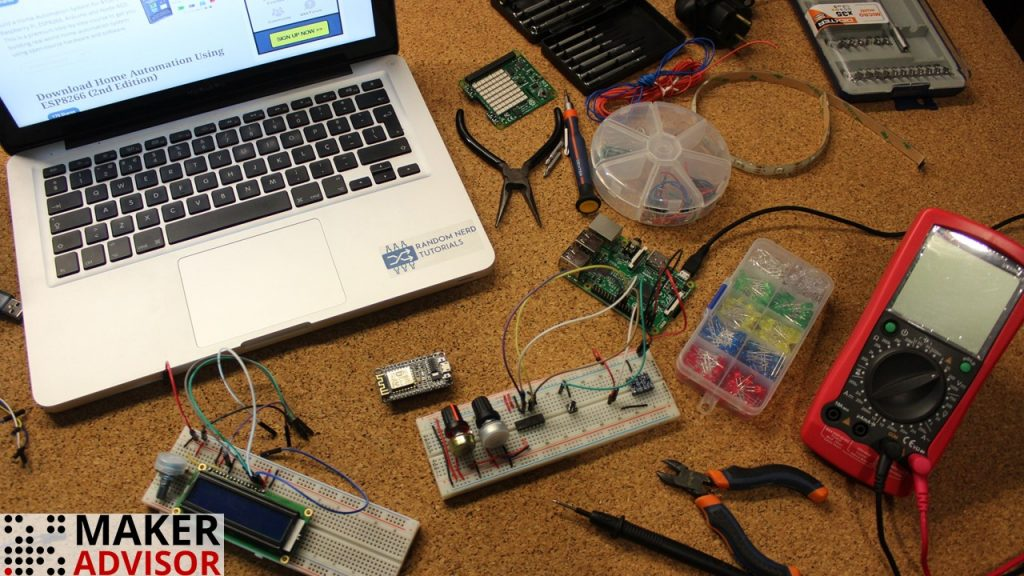 Fantastic How To Set Up An Electronics Lab Tools And Equipment Maker Advisor Wiring Cloud Filiciilluminateatxorg