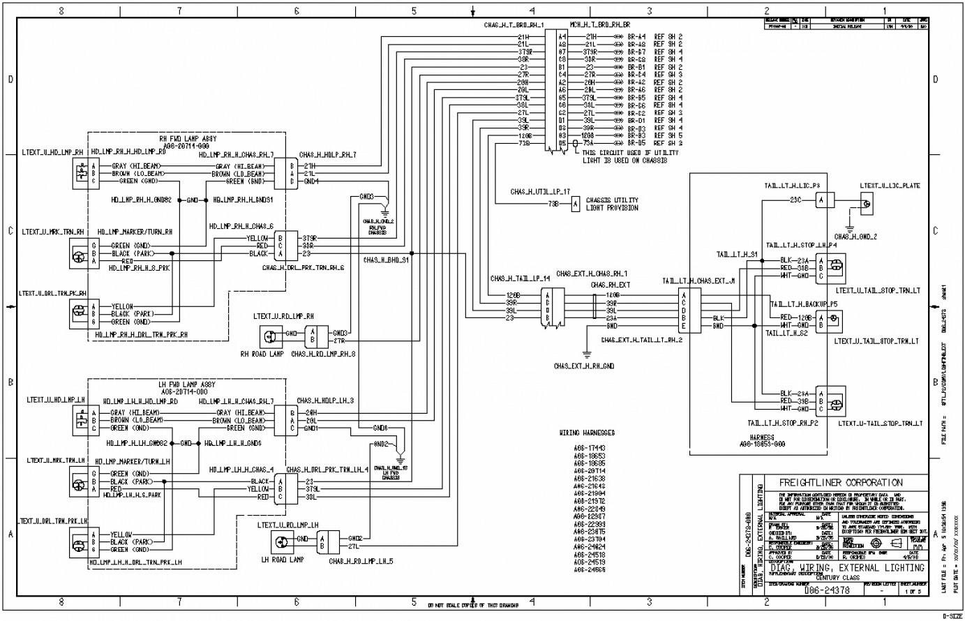 BW_2198] 2012 Freightliner Wiring Diagram Wiring DiagramIlari Benkeme Mohammedshrine Librar Wiring 101