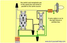 Pleasant 22 Best Light Switch Wiring Images Electrical Outlets Electrical Wiring Cloud Hemtegremohammedshrineorg