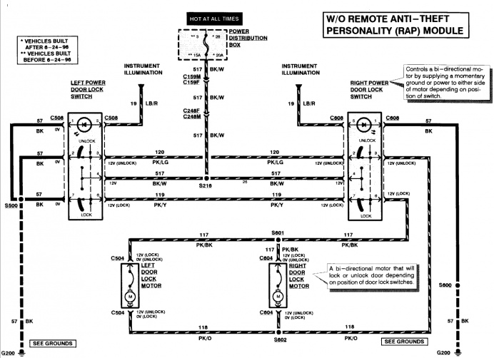 mo7406 1997 ford truck wiring diagram free diagram