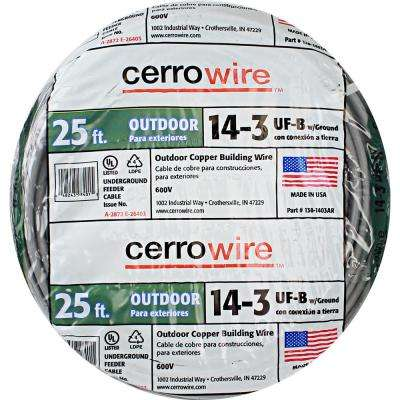 Brilliant 3 14 Outdoor Electrical Wires Wire The Home Depot Wiring Cloud Filiciilluminateatxorg
