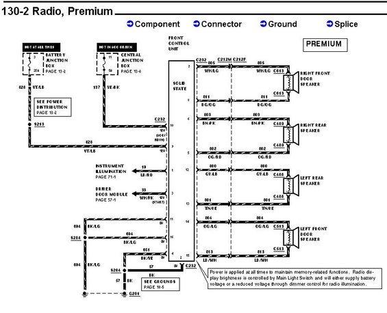 BY_6976] Wiring Diagram For 2002 Mercury Grand MarquisUnbe Hist Unbe Umize Hyedi Mohammedshrine Librar Wiring 101