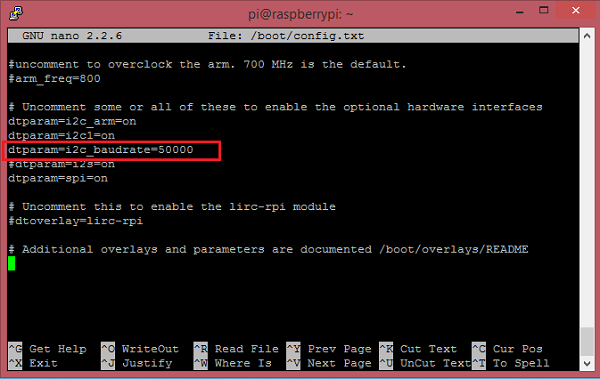Amazing Change I2C Speed With Raspberry Pi Wiring Cloud Itislusmarecoveryedborg