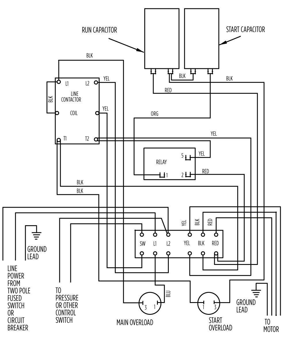 Strange Aim Manual Page 55 Single Phase Motors And Controls Motor Wiring Cloud Apomsimijknierdonabenoleattemohammedshrineorg