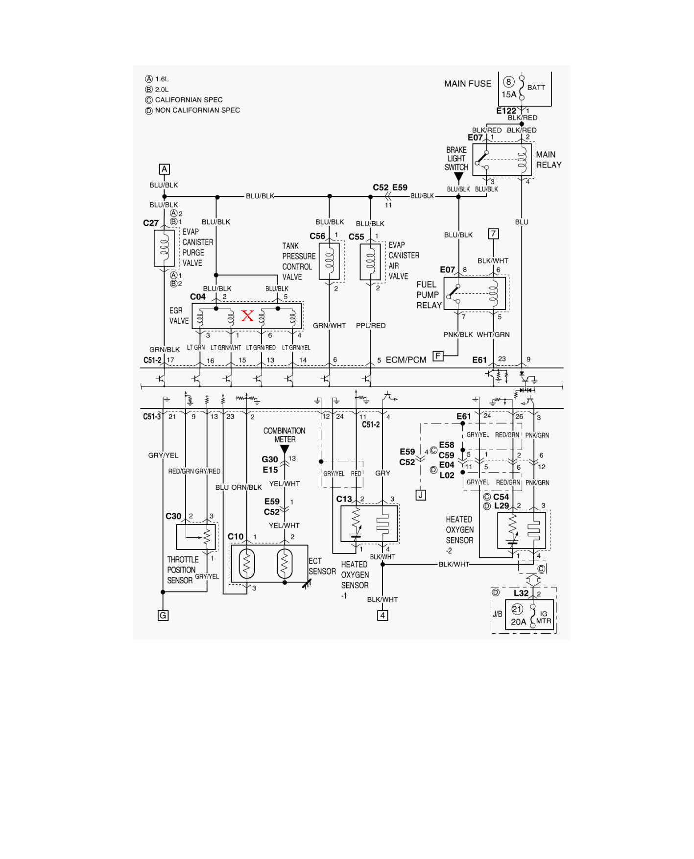 Wondrous Wiring Diagram Mazda 2 Auto Electrical Wiring Diagram Wiring Cloud Hemtshollocom
