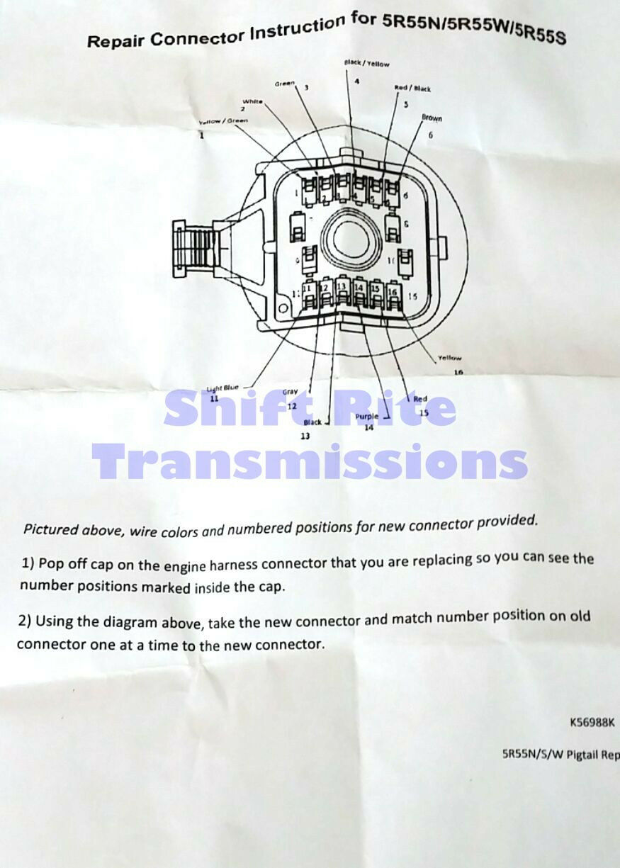 Re4r01a Wiring Diagram