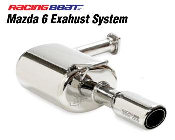 Sensational Power Pulse Exhaust System For 03 08 Mazda 6 Sedan Hatchback Wiring Cloud Filiciilluminateatxorg