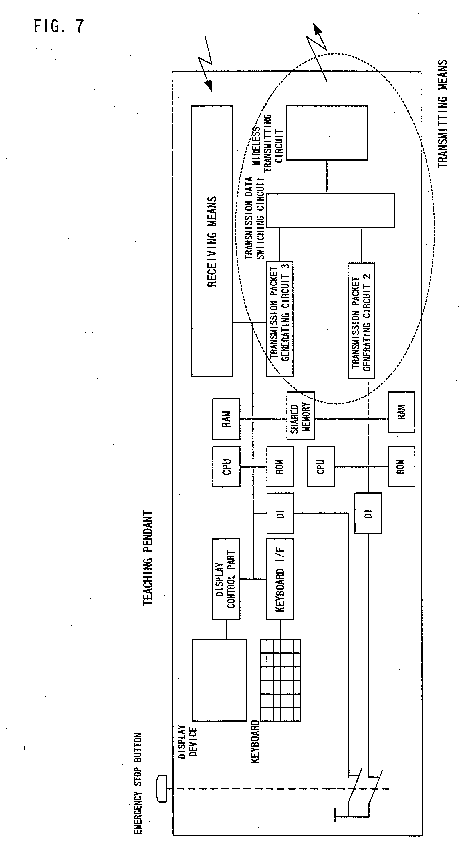 Outstanding Patent Us20040078116 Robot Controller Google Patents Wiring Cloud Overrenstrafr09Org