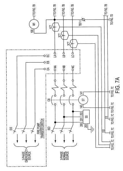 Fire Pump Controller Wiring Diagram