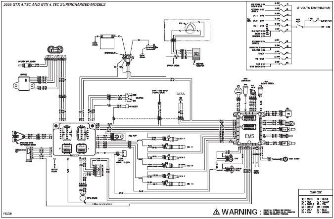 96 sea doo wiring diagram ty 5763  1995 sea doo vts wiring diagram download diagram  1995 sea doo vts wiring diagram