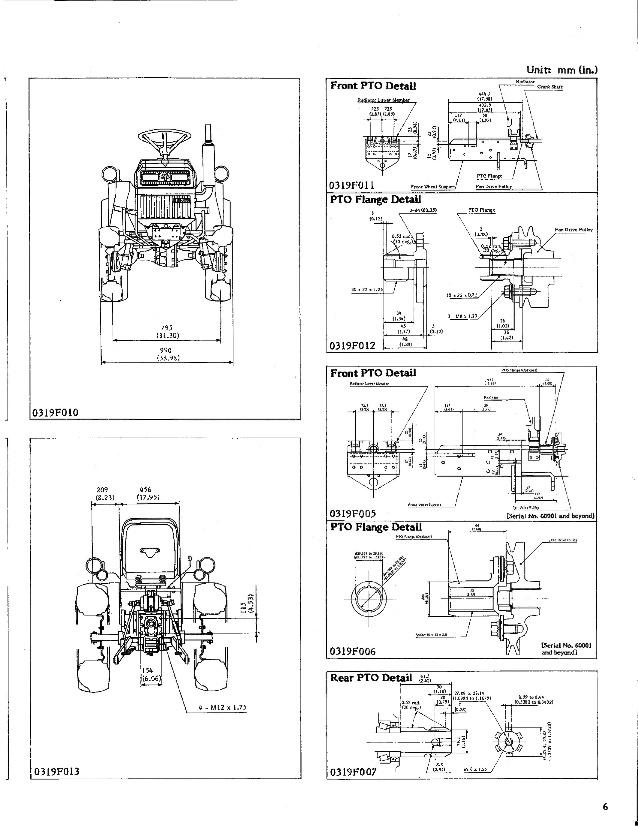 Kubota G1900 Wiring Diagram
