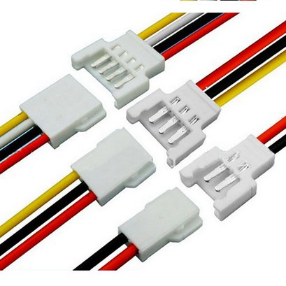 Marvelous Wire Harness Molex Male Female Connector 51005 2 0Mm Pitch Connector Wiring Cloud Animomajobocepmohammedshrineorg
