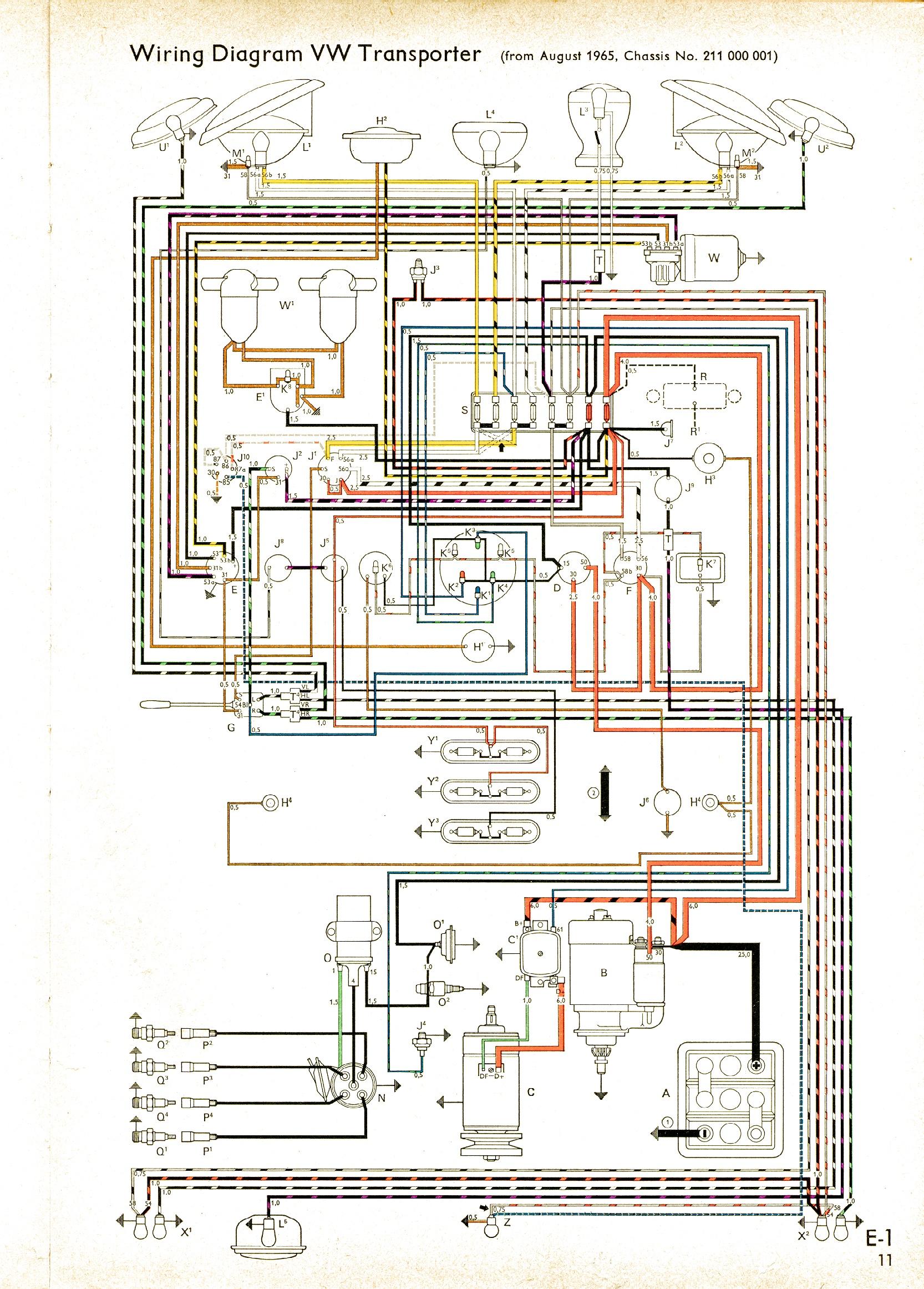 Brilliant Vw Type 2 Wiring Diagram Wiring Library Wiring Cloud Domeilariaidewilluminateatxorg