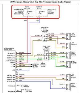 Astounding 2000 Nissan Quest Radio Wiring Wiring Diagram Online Wiring Cloud Picalendutblikvittorg