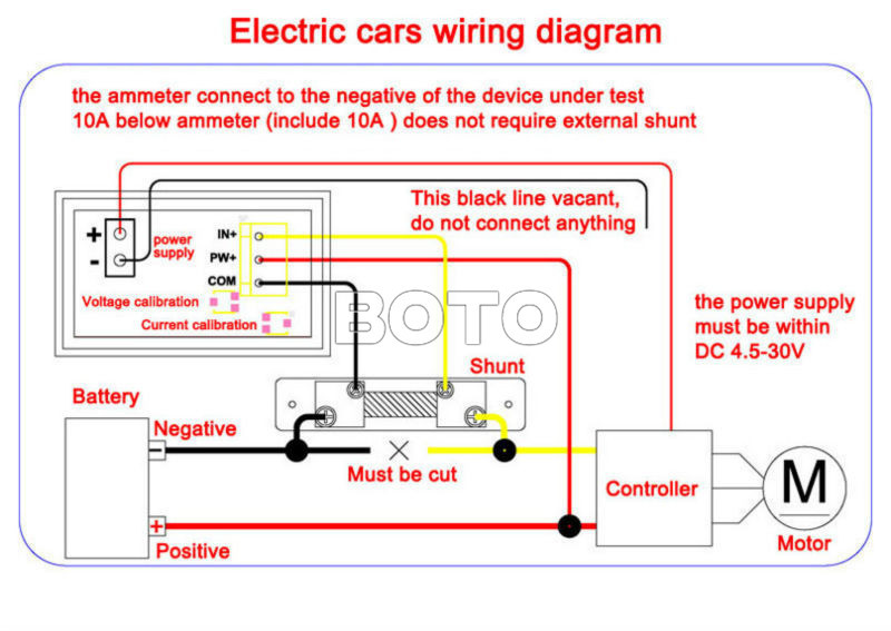 Rf 7129 50 Amp Volt Meter Diagram Wiring Diagram