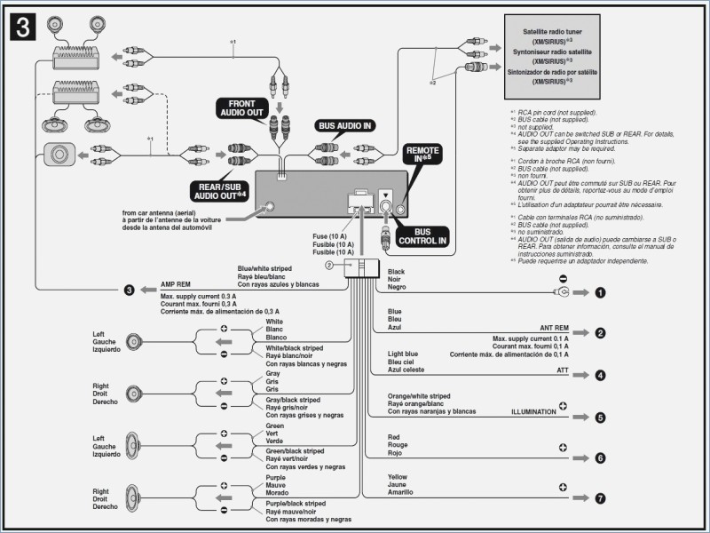Pioneer Avx P7000cd Wiring Diagram