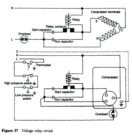 vn1607 copelametic refrigeration wiring diagram free diagram