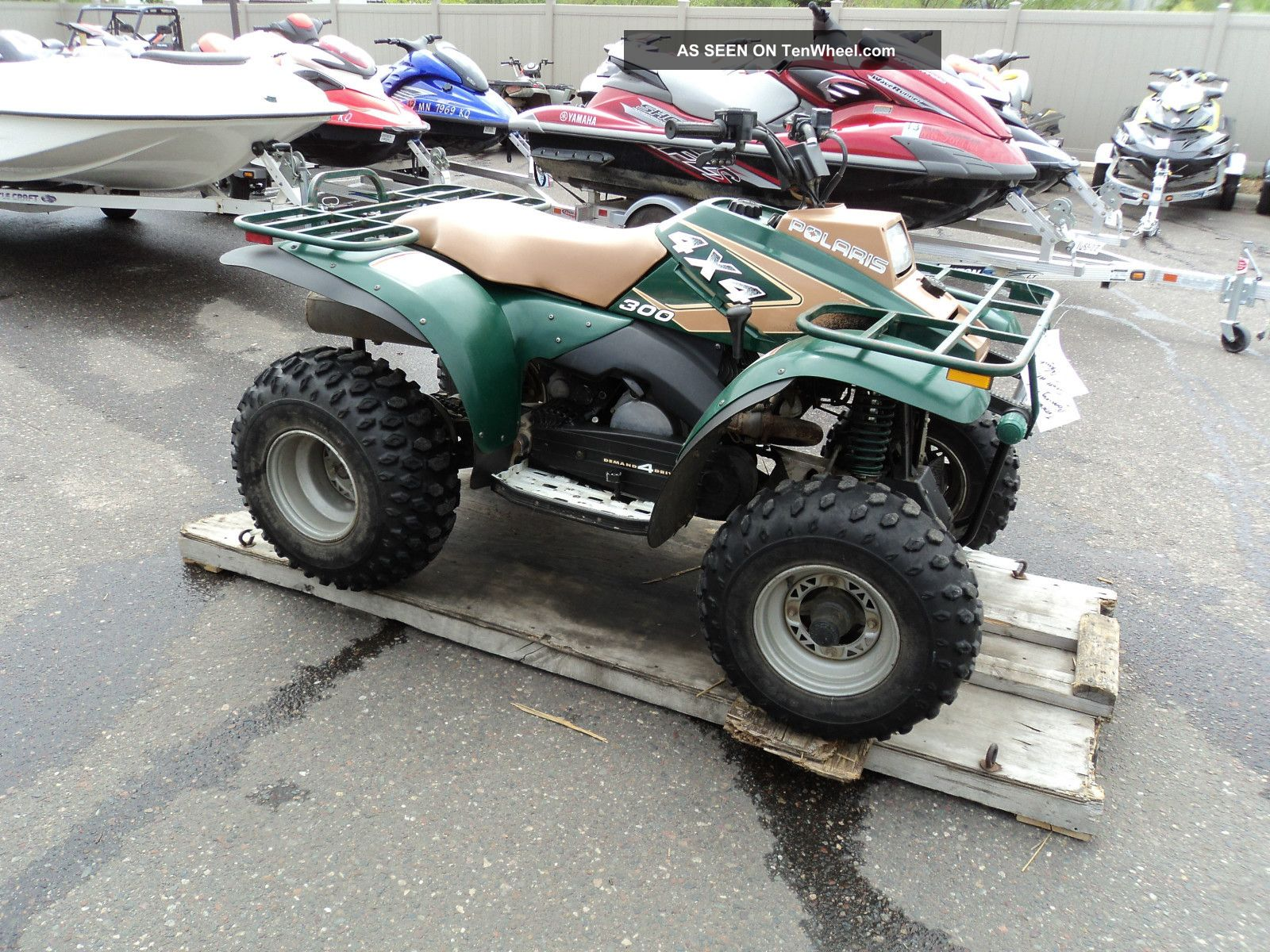 1998 Polaris Xplorer 300 Wiring Diagram