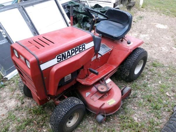 Marvelous Used Snapper Lt16 Mower Tractor For Sale In Avon Park Letgo Wiring Cloud Mousmenurrecoveryedborg