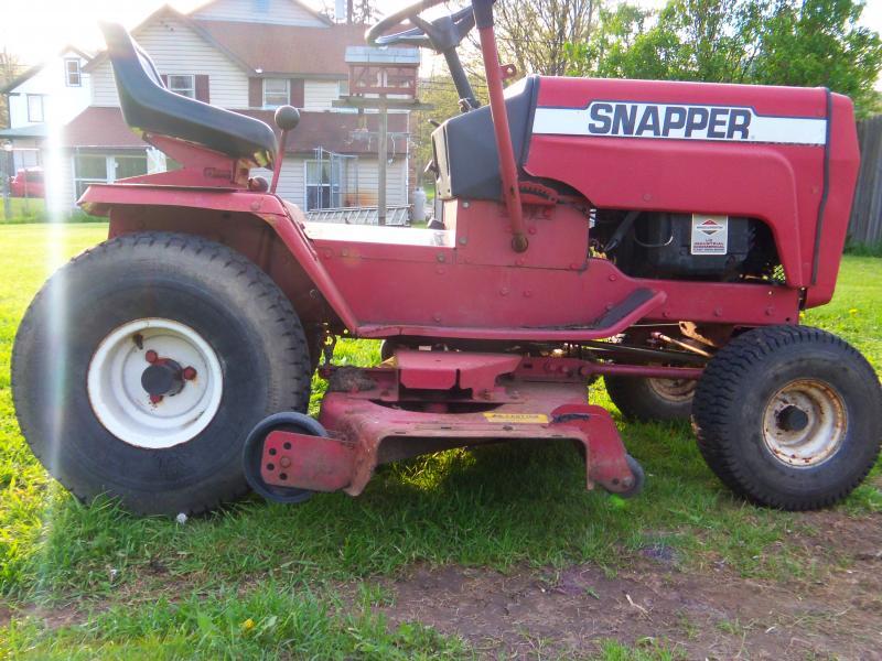 Awe Inspiring Snapper Lt16 Massey Snapper Amf Tractor Forum Gttalk Wiring Cloud Mousmenurrecoveryedborg