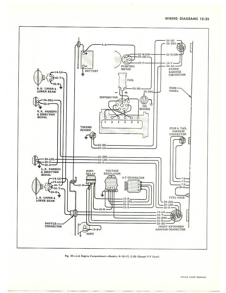 WC_9712] 63 Gmc Truck Wiring Diagram Schematic WiringVish Skat Peted Phae Mohammedshrine Librar Wiring 101