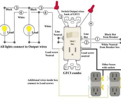 Wondrous Wiring A Switch Outlet Combo Diagram Top Leviton Switch Outlet Wiring Cloud Xortanetembamohammedshrineorg