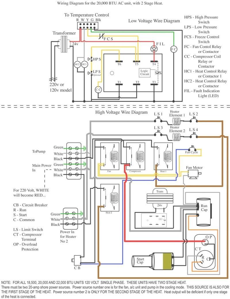 ac condenser unit wiring diagram - wiring diagram data goodman run capacitor wiring diagram free download single run capacitor wiring tennisabtlg-tus-erfenbach.de