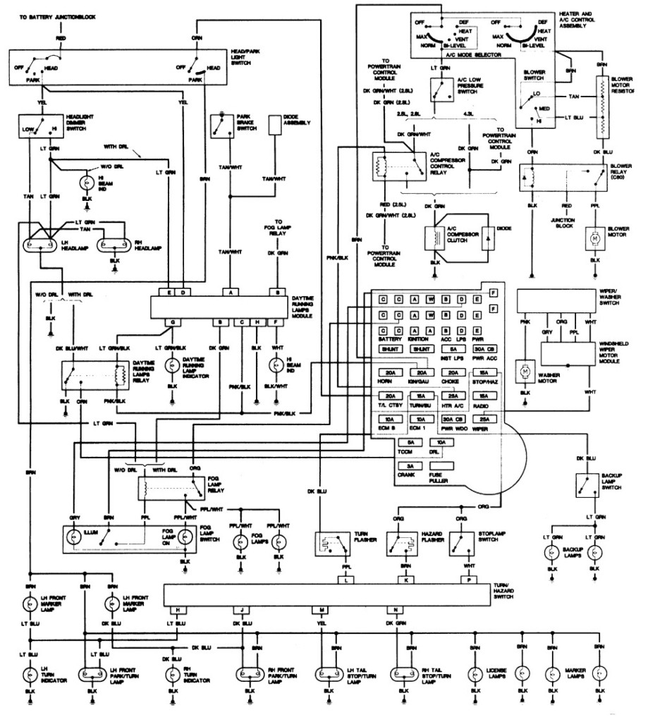 1977 chevy c10 wiring diagrams 1977 chevy truck wiring diagram wiring diagram data  1977 chevy truck wiring diagram