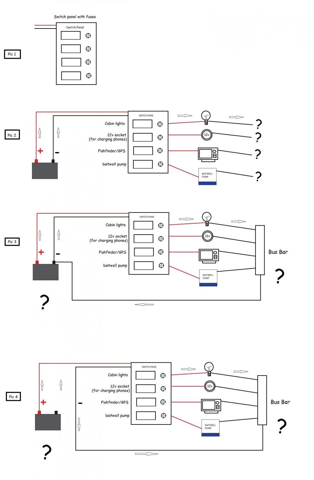 12v marine wiring diagram 12v boat wiring diagram wiring diagram data  12v boat wiring diagram wiring