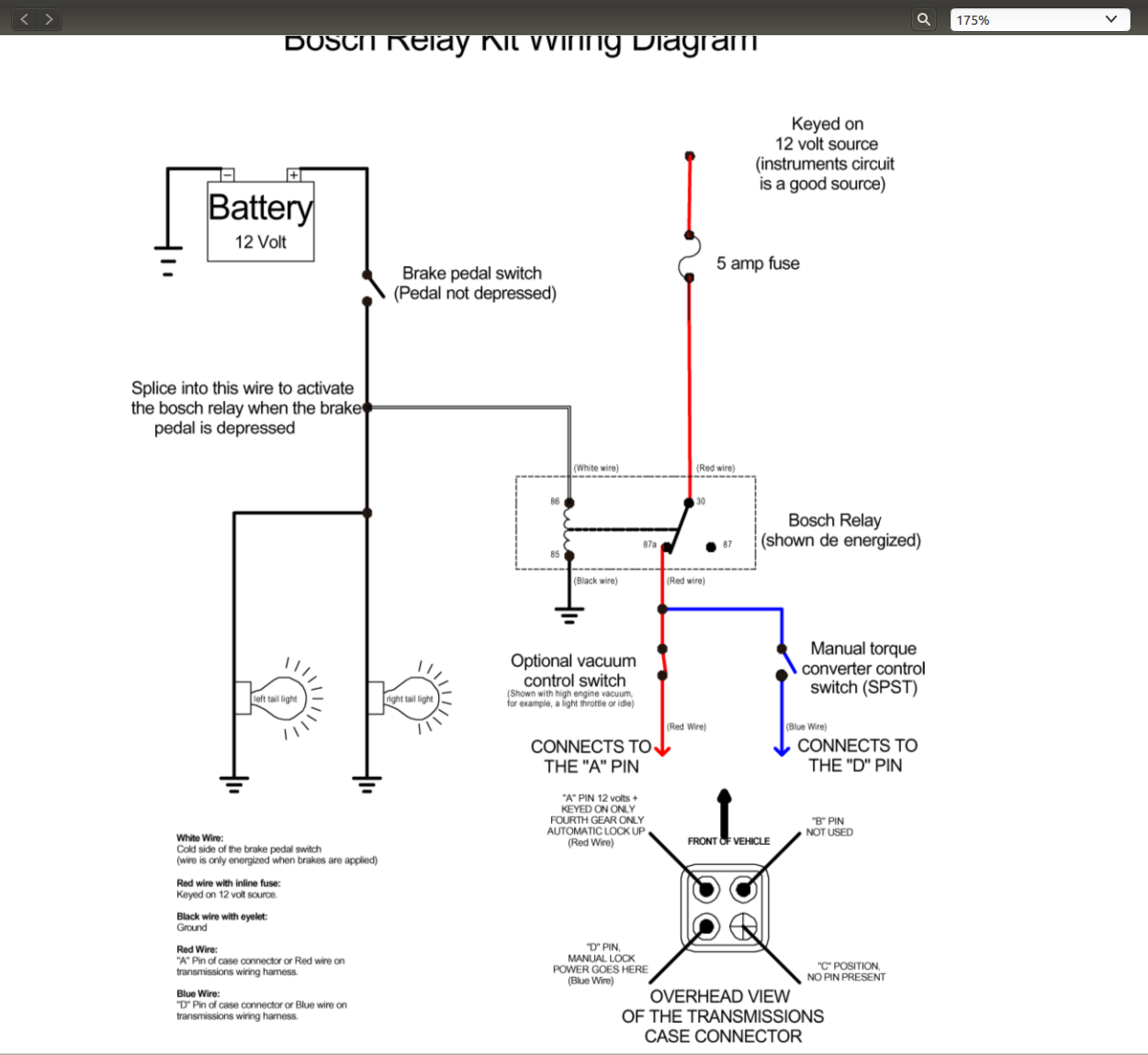 200r4 Wiring Diagram Data Wiring Diagram