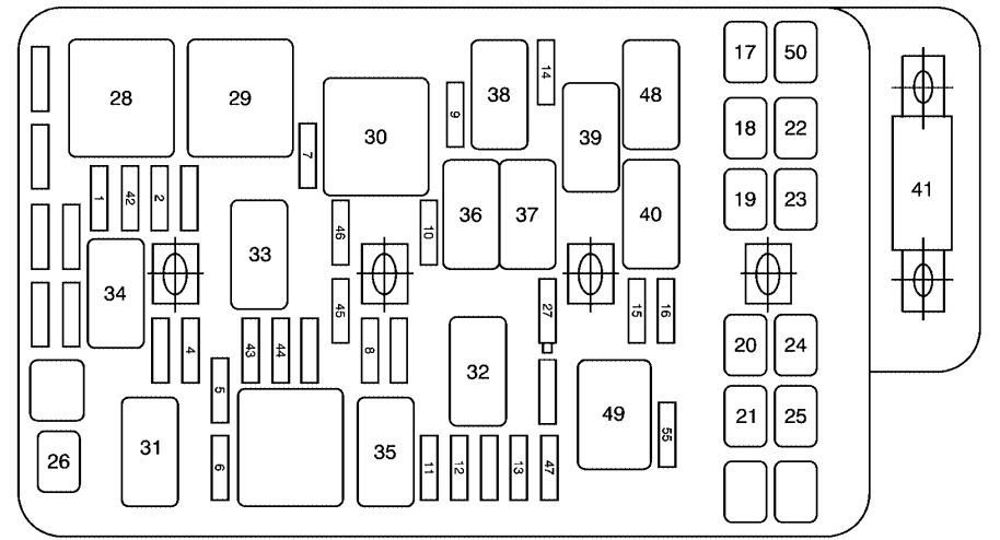 Awe Inspiring 2005 Vue Fuse Diagram Basic Electronics Wiring Diagram Wiring Cloud Waroletkolfr09Org