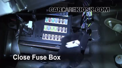 Remarkable 2011 Lincoln Mkz Fuse Box Basic Electronics Wiring Diagram Wiring Cloud Xortanetembamohammedshrineorg