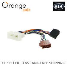 Connects2 CT20KI04 Kia Rio 2011 On Car Stereo ISO Harness Adaptor Wiring