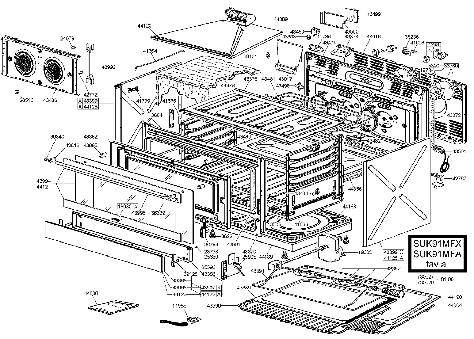 Smeg Cooker Hood Wiring Diagram