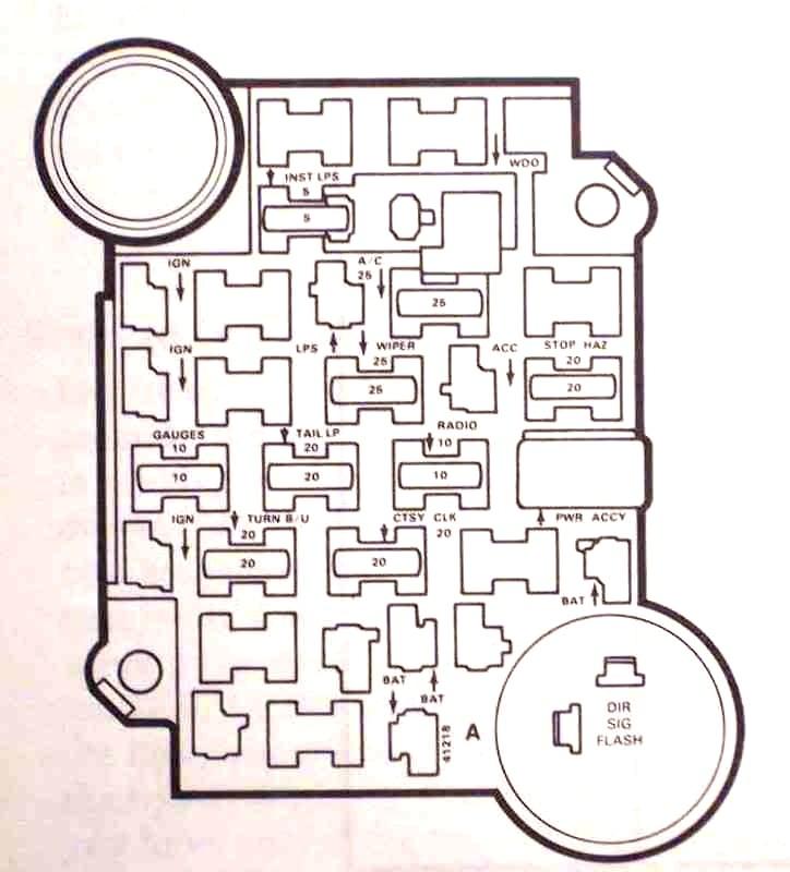 1979 gmc fuse box - wiring diagram data fuse box 1981 gmc c1500  sound-cottbus.de