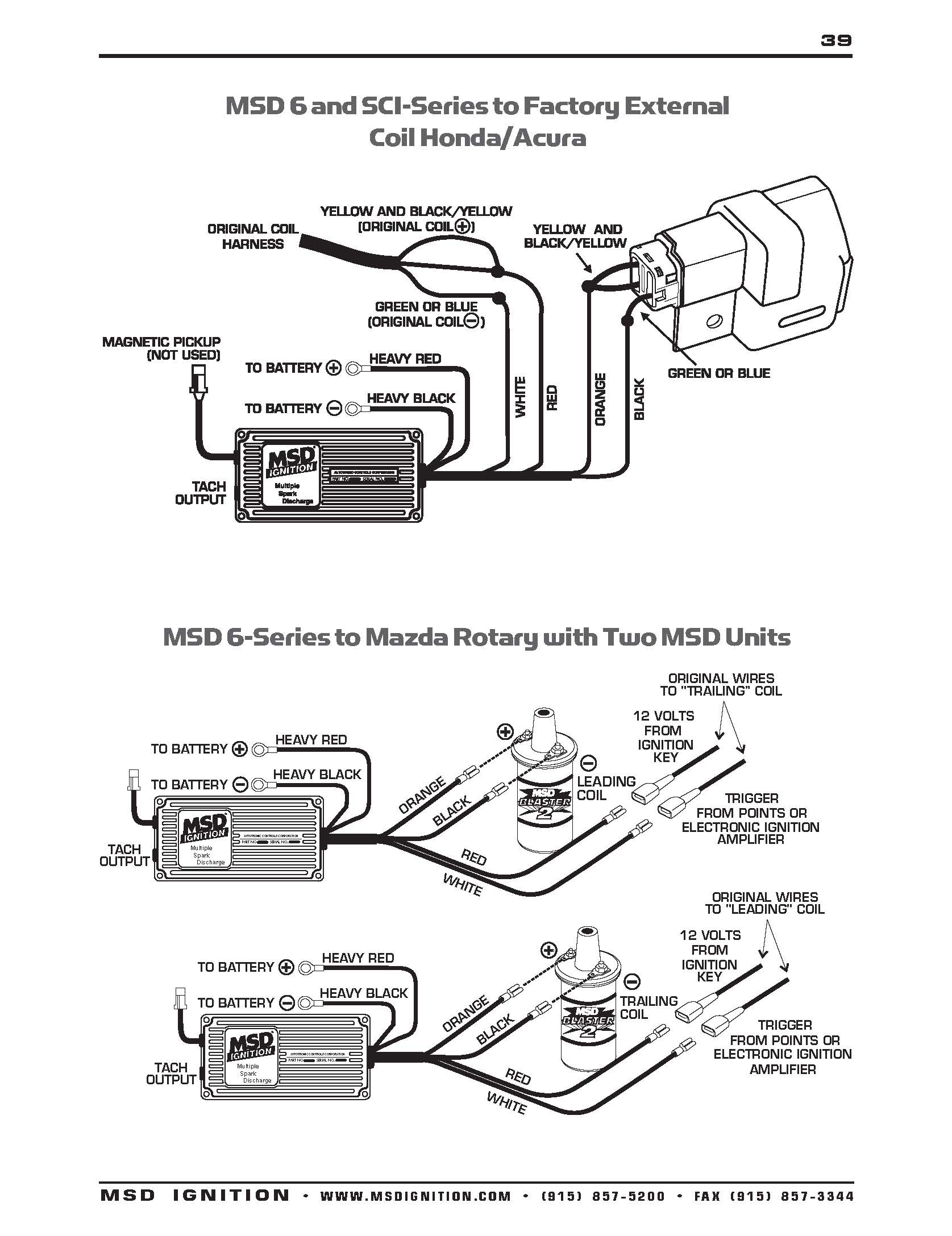 Msd Wiring Diagram Honda Wiring Diagram Diode World Diode World Hoteloctavia It