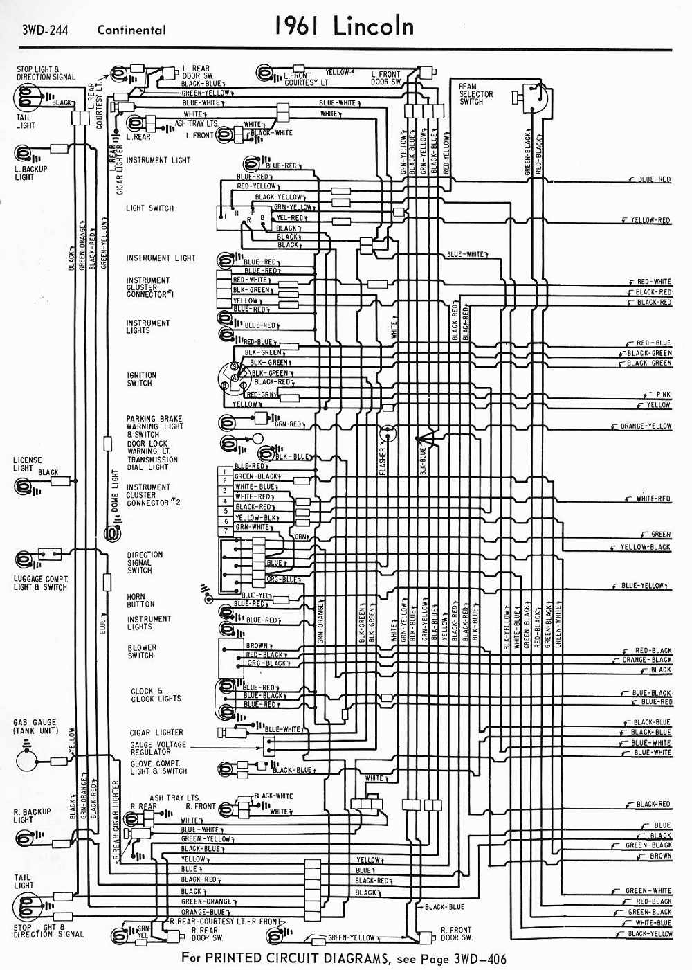 lincoln zephyr wiring diagram ze 5144  1960 lincoln wiring diagram download diagram  ze 5144  1960 lincoln wiring diagram