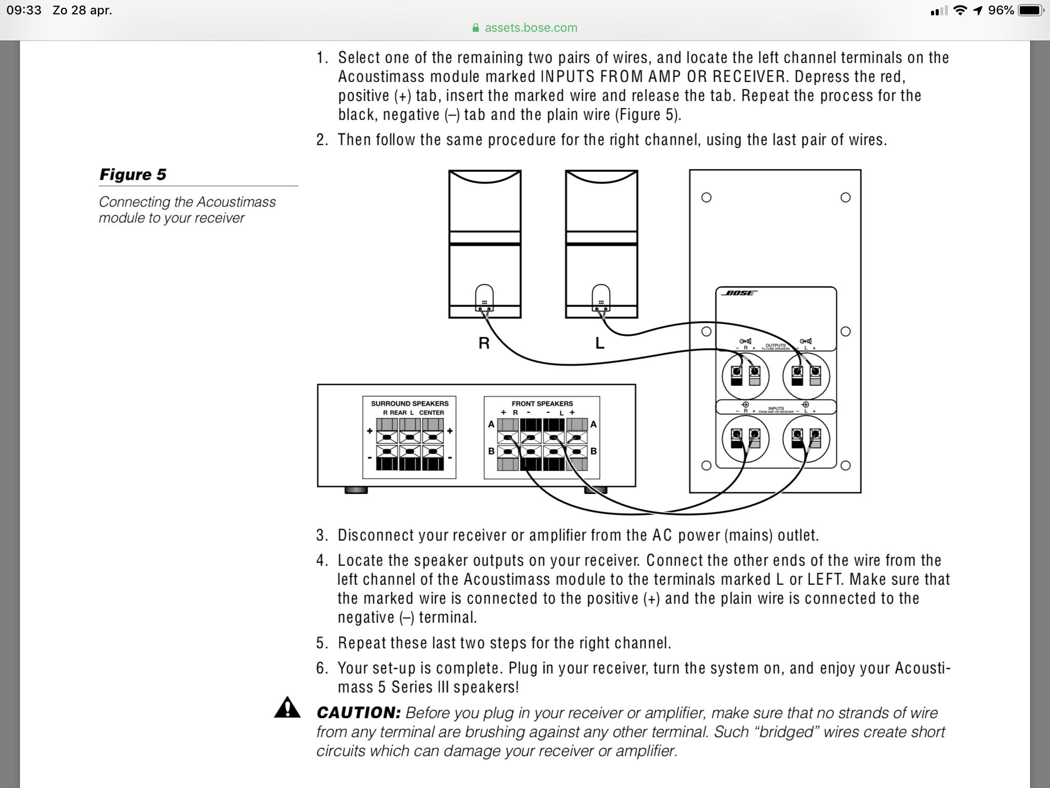 [SCHEMATICS_4FD]  NO_0287] Wiring Diagram Bose Acoustimass Ht Free Diagram | Bose 321 Speaker Wiring Diagram |  | Sand Ponol Rele Mohammedshrine Librar Wiring 101