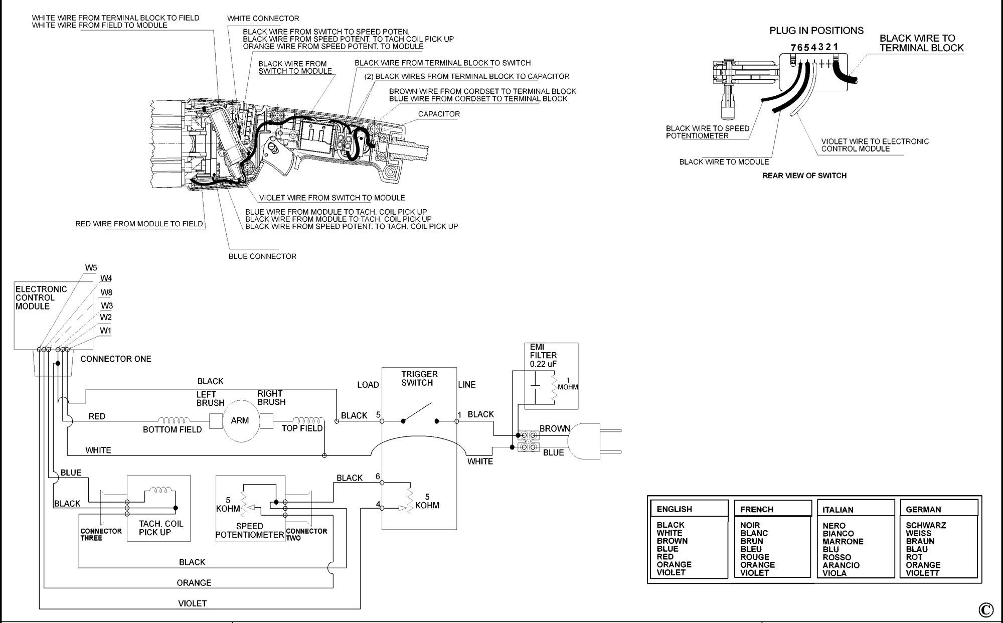 [DIAGRAM_38DE]  FX_4506] De Walt Power Tool Wiring Diagrams Download Diagram   Dewalt Wiring Diagram      None Inki Isra Mohammedshrine Librar Wiring 101