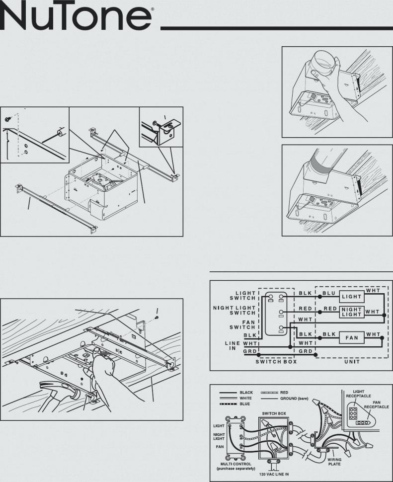 nutone fan wiring diagram  harley davidson turn signal
