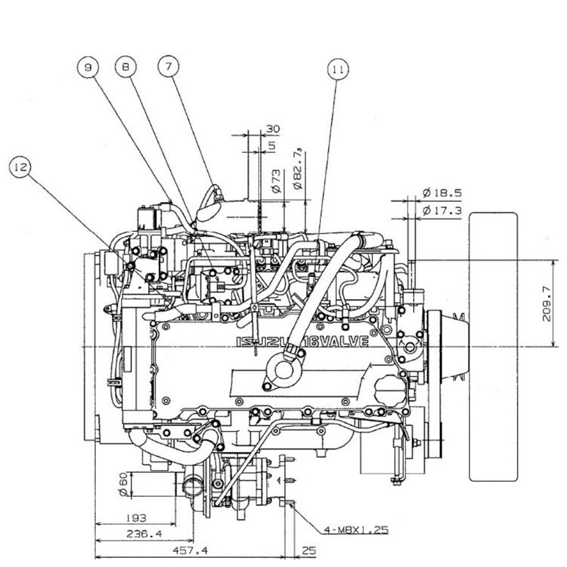 WD_9831] Isuzu Engine Parts Catalog On Isuzu Industrial Engines Wiring  Diagram Download DiagramGentot Icaen Shopa Mohammedshrine Librar Wiring 101