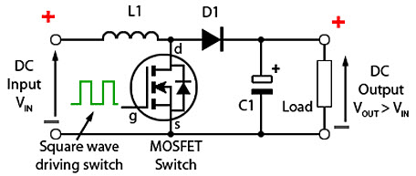 Pleasant Buck Boost Converter Circuit Theory Working And Applications Wiring Cloud Gufailluminateatxorg