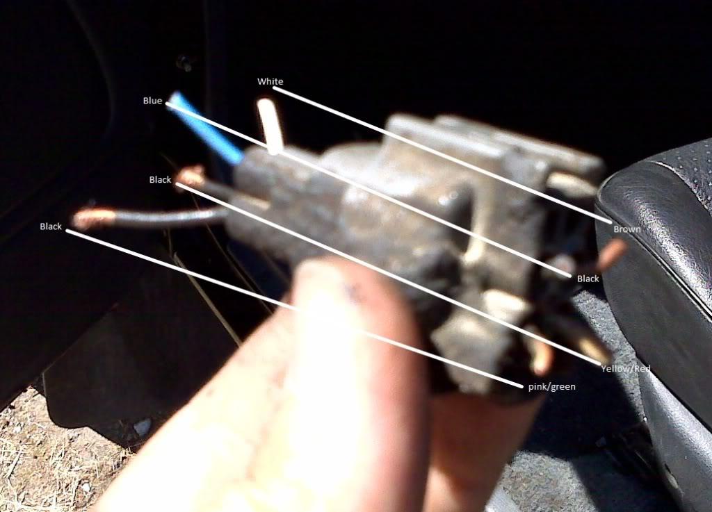 Toyota 4runner O2 Sensor Wiring Diagram