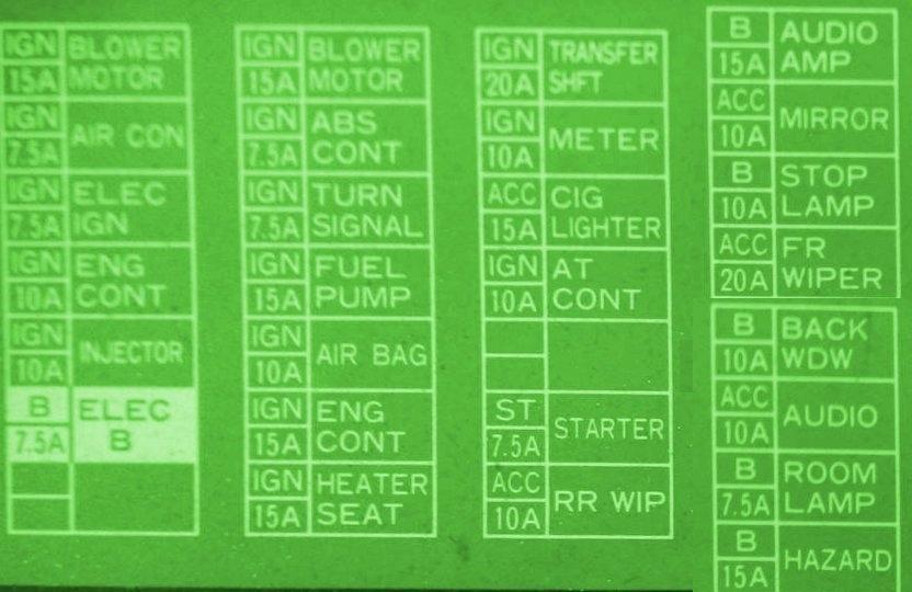 hy 9229 1995 pathfinder wiring schematic wiring diagram 1995 pathfinder wiring schematic wiring